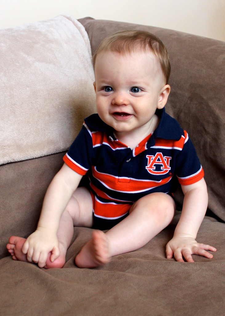 J at 38 weeks, rooting for Auburn
