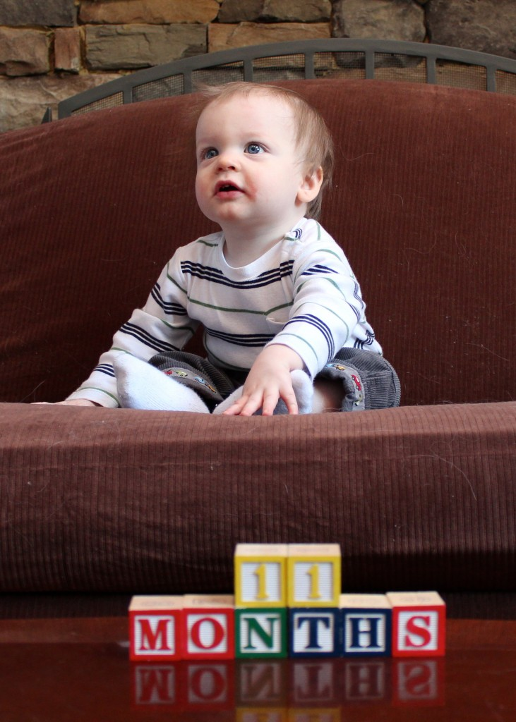 baby j 11 months old